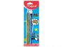 R004153 - pędzelek szkolny rozmiar 4,10,14,14 Maped ColorPeps do malowania 4 szt./op.