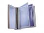 R004655Q - uchwyt naścienny A4 na panele informacyjne + 10 paneli