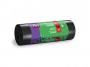 R004923 - worki na śmieci domowe FIXI, 60 l, 50 szt., czarne