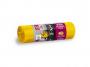 R004932 - worki na śmieci z uszami ANNA ZARADNA, zapach cytrusów, 60 l, 16 szt., żółty