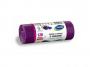 R004935 - worki na śmieci z uszami STELLA, zapach lawendy, 120 l, 10 szt., lawendowy