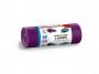 R004937 - worki na śmieci z uszami STELLA, zapach lawendy, 60 l, 16 szt., lawendowy