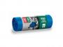 R004943 - worki na śmieci ANNA ZARADNA, z taśmą ściągającą, supermocne, 35 l, 15 szt., niebieskie