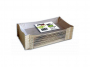 R004961 - tacki papierowe STELLA, duże, 100 szt., białe