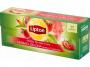 R005021 - herbata zielona Lipton z maliną i truskawką 25 torebek