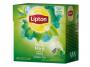 R005065 - herbata zielona z miętą, Green Tea Mint Lipton, piramidki, 20 torebek