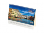 R005316 - kalendarz biurkowy Telegraph Explorer 2022r. bloku 230 x 170 mm