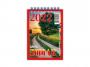 R005323 - kalendarz biurkowy Telegraph Mini Zodiak 2022r. bloku 85x120 mm