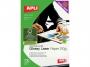 a11817 - papier fotograficzny A4 błyszczący Apli Glossy Laser Paper 160g, 100 ark/op.