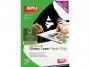 a11833 - papier fotograficzny Apli Glossy Laser Paper A4 b�ysczcz�cy 210g op. 100ark