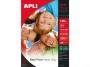 a4458 - papier fotograficzny A4 błyszczący Apli Everyday Photo Paper 280g, 25 ark./op.