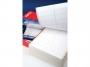 a4 - etykiety do drukarek igłowych białe Apli 88,9x36 mm, 1 rzędowe, prostokątne