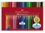 a5001553 - flamastry szkolne Faber Castell Grip 20 kolorów w etui, 155320