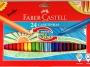 a5001680 - flamastry szkolne Faber Castell chowające się, 24 kolory, 150124