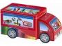 a5001681 - flamastry szkolne Faber Castell Connector samochód, 33 kolory, 155533
