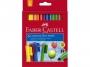 a5001683 - flamastry szkolne Faber Castell Connector Jumbo 6 kolorów