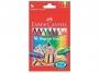 a5001798 - kredki woskowe Faber Castell 16 kolorów, 120050
