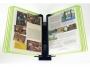 a5100210 - system prezentacyjny, informacyjny A4 naścienny Tarifold Black Line, zestaw 10x panel z uchwytem w kolorze zielonymTowar dostępny do wyczerpania zapasów u producenta!!