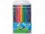 a5101107 - kredki woskowe Lambo School grube 12 kolorów, L335K12