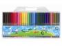 a5101122 - flamastry szkolne Lambo School pisak na bazie wody, 30 kolorów/kpl.