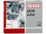 a5102181 - zszywki 23/15 Novus Super 1000 szt./op.