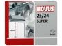 a5102184 - zszywki 23/24 Novus Super 1000 szt./op.