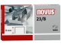 a5102186 - zszywki 23/8 Novus 1000 szt./op.