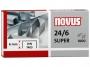 a5102187 - zszywki 24/6 Novus Din Super 1000 szt./op.