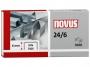 a5102188 - zszywki 24/6 Novus Din 1000 szt./op.