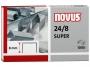 a5102189 - zszywki 24/8 Novus Super 1000 szt./op.