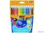 b828971 - flamastry Bic Kids Couleur 750 12 kolor�w