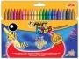 b829772 - kredki świecowe Bic Kids Plastidecor 24 kolory