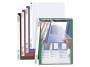 be36470_ - skoroszyt plastikowy Elba A4, z listwą zaciskową, do 30 kartekTowar dostępny do wyczerpania zapasów