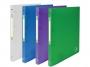 be41142 - segregator prezentacyjny ofertowy A4 Elba 2Life, szerokość grzbietu 20 mm, na 4 ringi, mix kolorów, 12 szt./op.