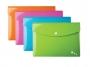 be41600 - teczka kopertowa A4 Elba Art, PP, na zatrzask, mix kolorów, 5 szt./op