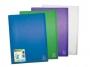 be45657 - album ofertowy A4 20 koszulek Elba 2Life, okładka PP, mix kolorów, 10 szt./op