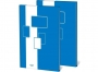 bx203301 - zeszyt A4 w kratkę Bantex Budget 96 kartek, brulion okładka twarda