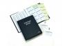 d146500 - książka / księga gości 300 wkładów okładka skóropodobna Durable
