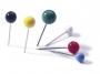 d1924__ - szpilki z kolorową kulką średnica 4 mm Durable długość 15 mm, 100 szt. /op.