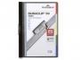 d2234 - skoroszyt z klipsem A4 plastikowy Durable Duraclip Original 5 przekładek, do 50 kartek, czarny