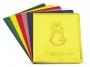 d2339__ - obwoluta, ofertówka na dokumenty A4 L Durable twarda, folia PP 0,15 mm, kolorowa, 50 szt./op.Towar dostępny do wyczerpania zapasów!!