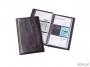d2400 - wizytownik album na 72 wizytówki Durable VISIFIX czarny