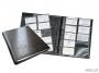 d2409 - wizytownik album na 400 wizytówek Durable Visifix Centium A4, ring, czarny