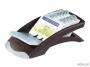 d2413__ - wizytownik biurkowy na 200 wizytówek / kart adresowych Durable Visifix Desk, kartoteka rzędowa