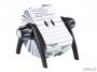 d2416__ - kartoteka obrotowa, wizytownik na 500 wizytówek / kart Durable Telindex Flip, karta 72x104 mm, otwartaTowar dostępny do wyczerpania zapasów!!