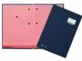 d242010_ - teczka do podpisu kartonowa 20 kart Pagna De Luxe, okładka z płótna