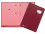 d242020_ - teczka do podpisu kartonowa 20 kart Pagna De Luxe, okładka z tworzywa sztucznego