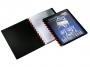 d242701 - album ofertowy A4 20 koszulek wymiennych, czarny Durable Duralook Easy Plus, okładka PP