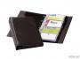 d2441 - wizytownik album na 96 wizytówek Durable VISIFIX Economy, 255x145 mm, ring, czarny