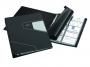 d246258 - wizytownik album na 400 wizytówek Durable Visifix Pro A4, antracyt